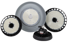 group shot of metal halide led replacement lamps