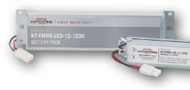 Smart Safe Emergency Ballasts by Keystone Technologies