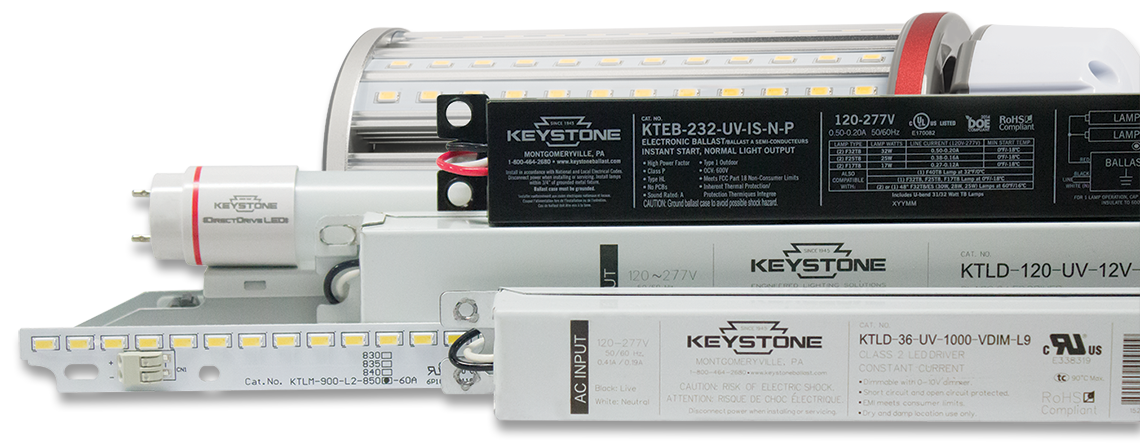 LED Solutions from Keystone Technologies