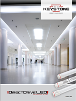 DirectDrive LED Line Voltage T8 Tubes Brochure