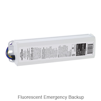 fluorescent emergency ballast