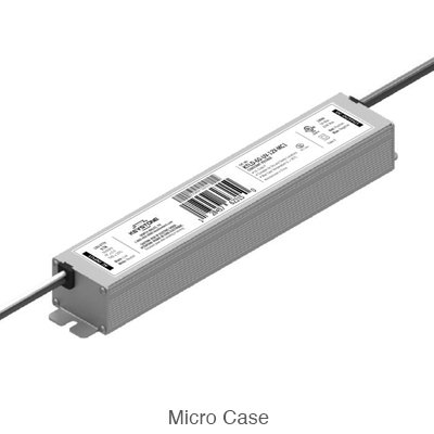constant voltage L.E.D. driver in micro form factor