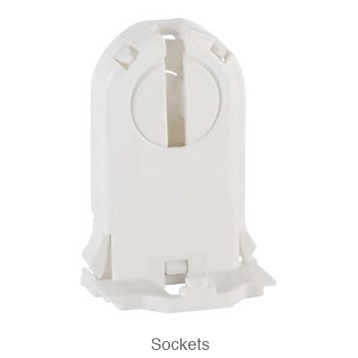 L.E.D. socket