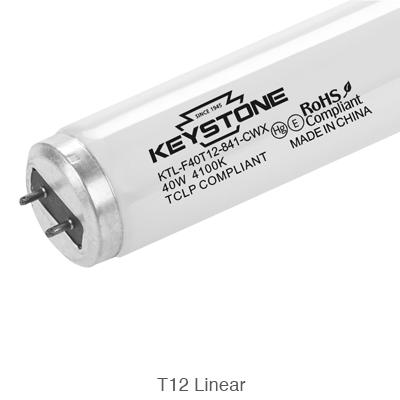 T12 fluorescent lamp