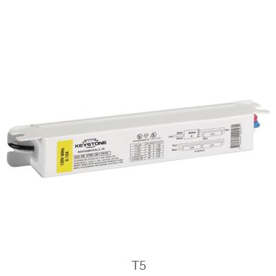 T5 fluorescent ballast