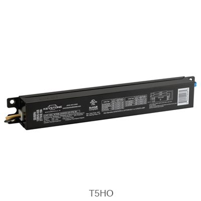T5HO fluorescent ballast