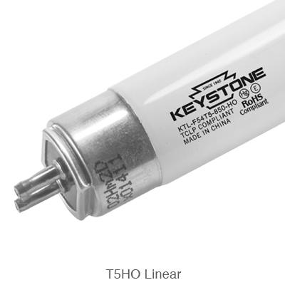 fluorescent high output T5 lamp