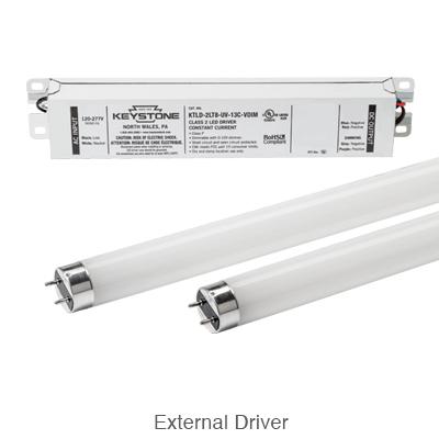 type c led tube external led driver keystone technologies rh keystonetech com