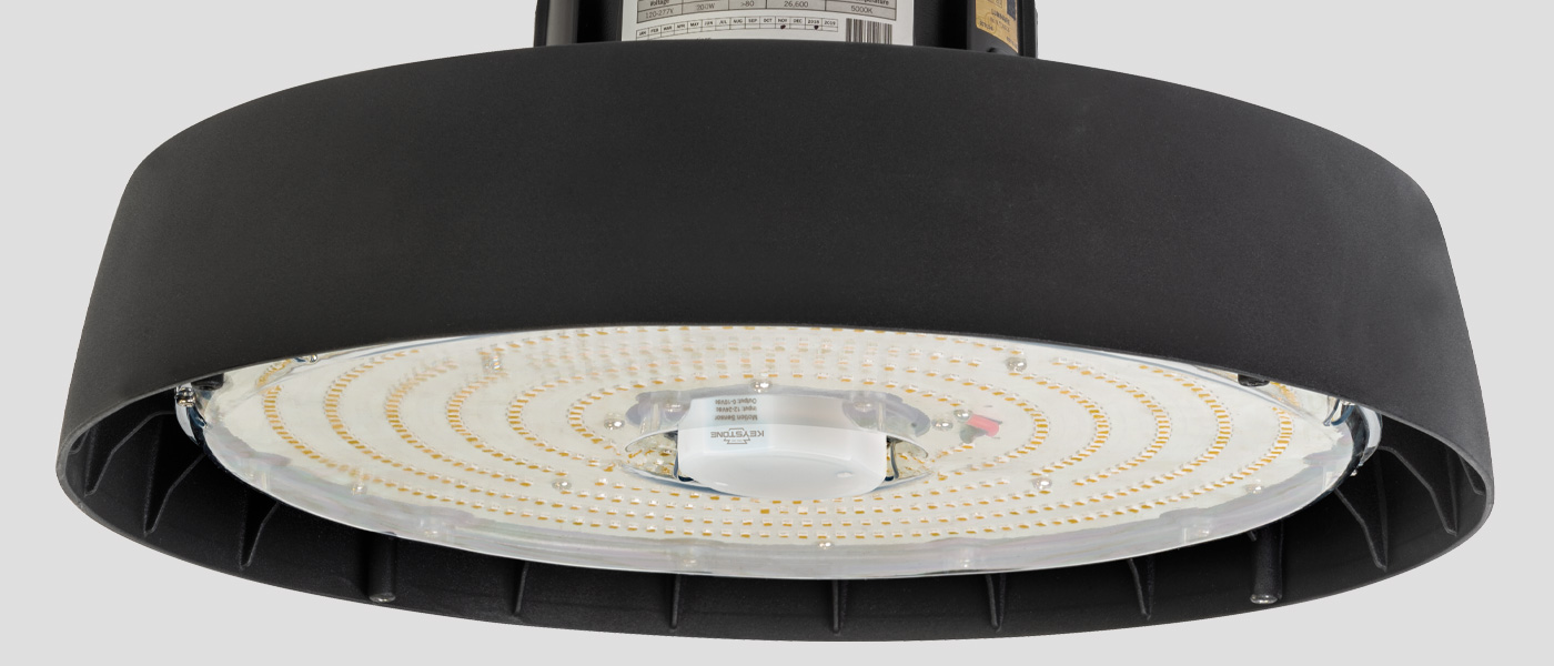 UFO LED High Bay with microwave sensor