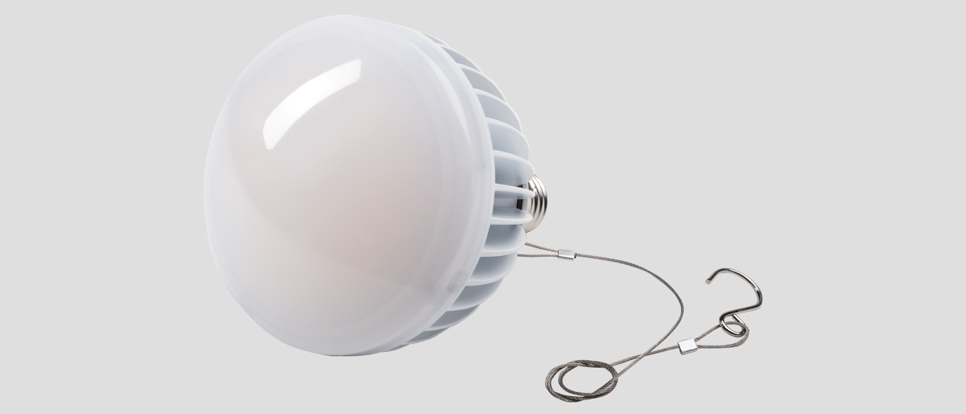 Smart Drive HID LED with safety tether
