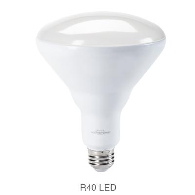 R40 LED reflector