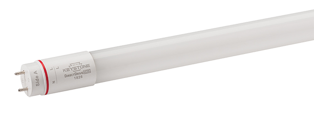 ul type b t8 led tube with single or double ended capability