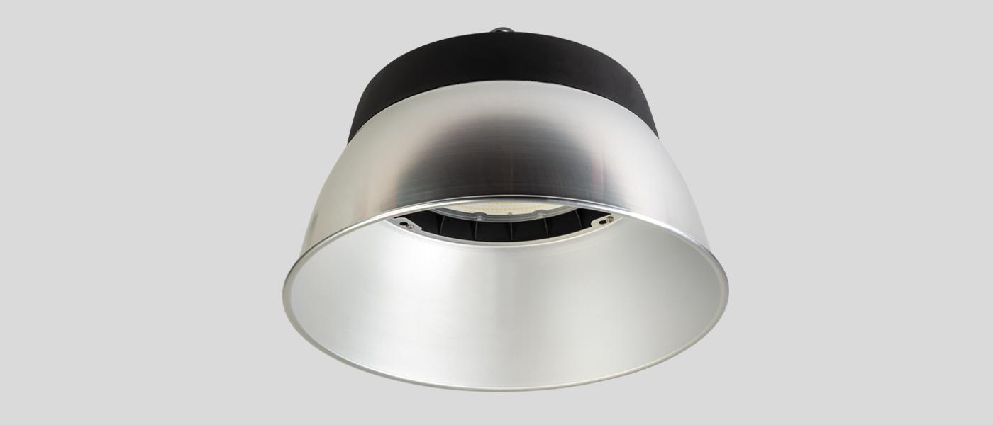 UFO LED High Bay with aluminum reflector