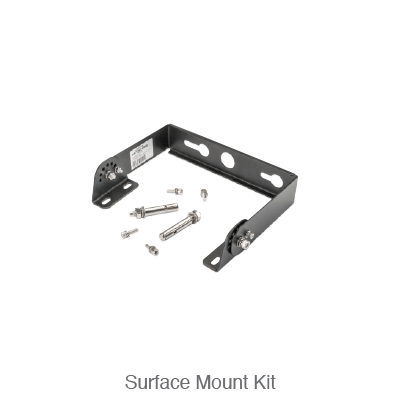Power and Color Select Round High Bay Surface Mount Kit