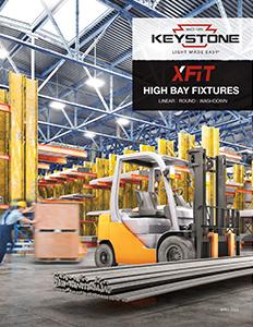 High Bay brochure cover April 2021